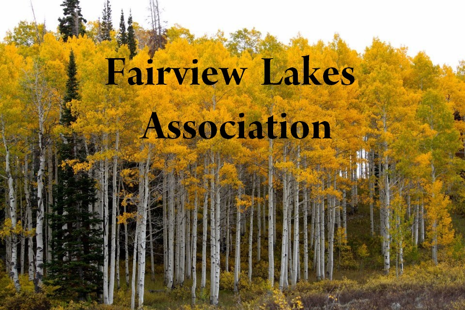 Fairview Lakes  Association